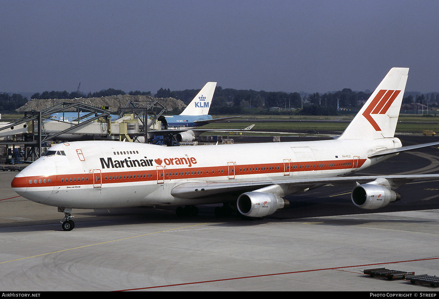 Aircraft Photo of PH-MCE | Boeing 747-21AC/SCD | Martinair Holland | AirHistory.net #268192