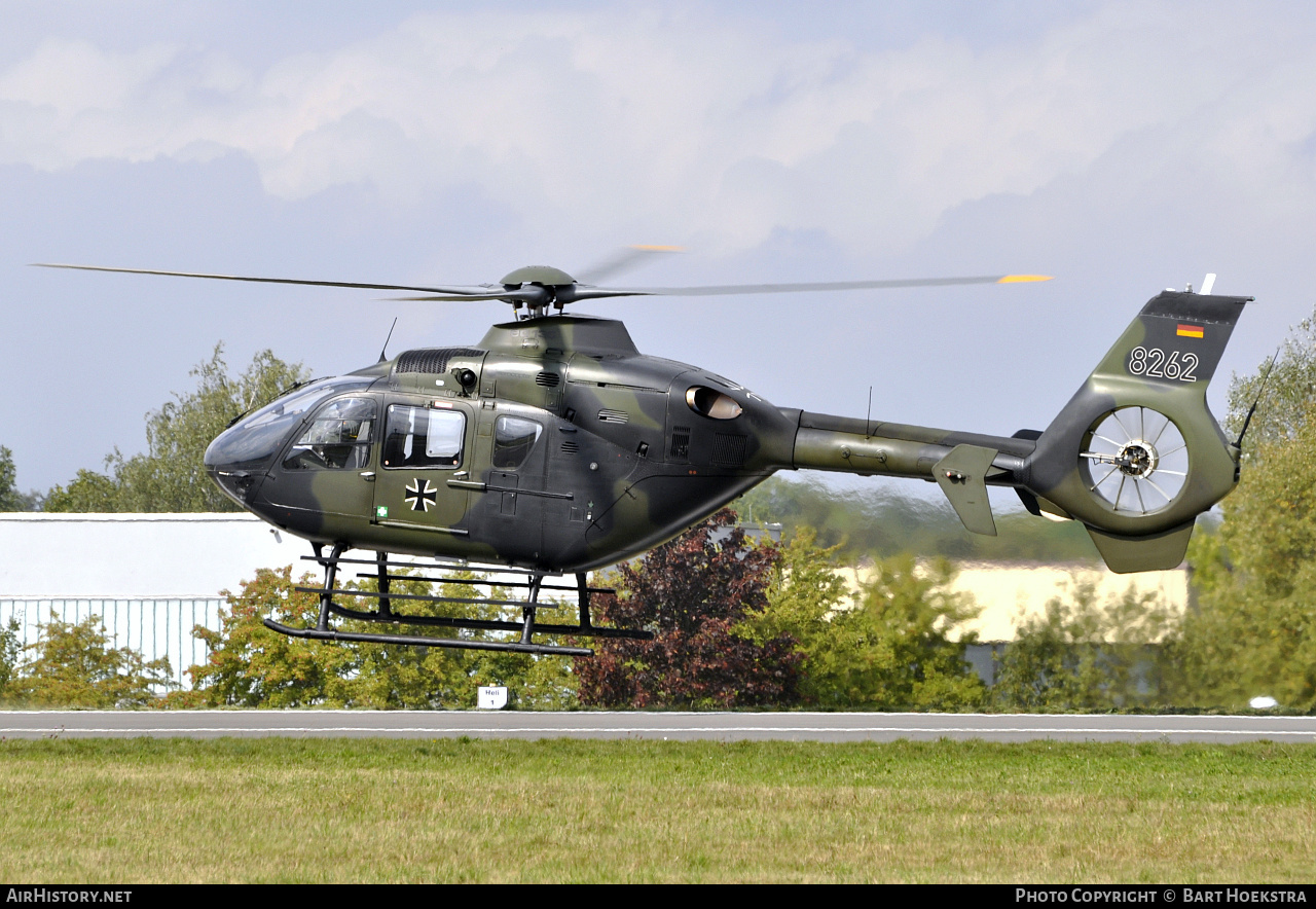 Aircraft Photo of 8262 | Airbus Helicopters EC-135 T1 | Germany - Army | AirHistory.net #268533