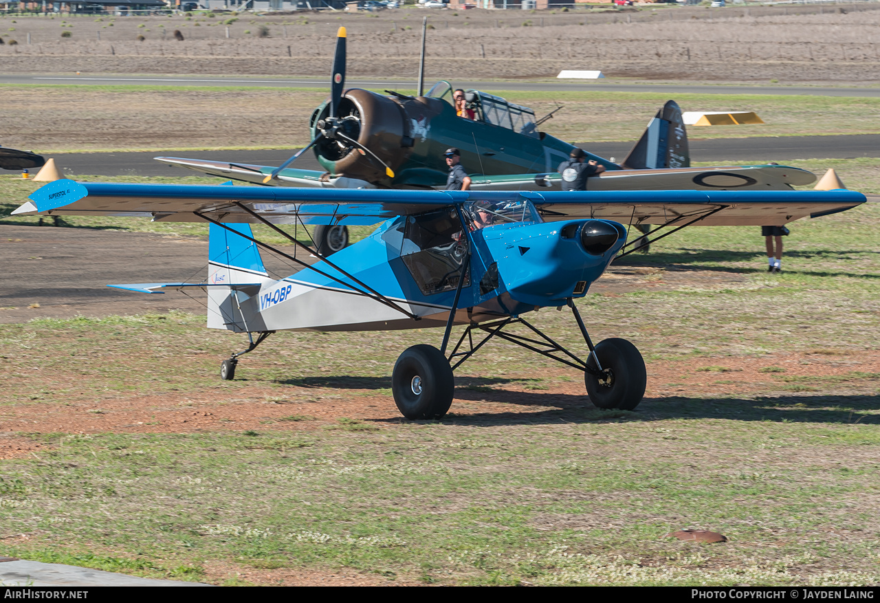 Aircraft Photo of VH-OBP | Just Aircraft SuperSTOL XL | AirHistory.net #275364