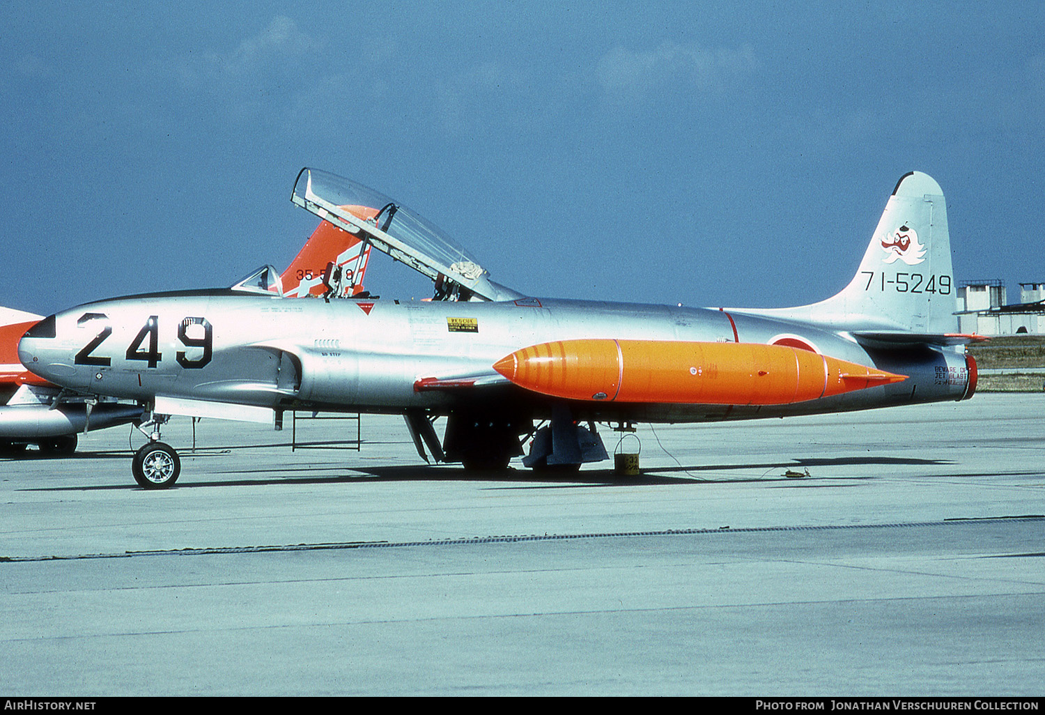Aircraft Photo of 71-5249 | Lockheed T-33A | Japan - Air Force | AirHistory.net #299982