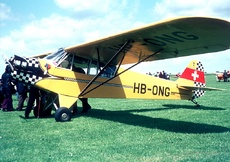 Aircraft Photo of HB-ONG | Piper J-3C-90 Cub | AirHistory.net #32921