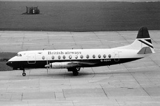 Aircraft Photo of G-AOHV | Vickers 802 Viscount | British Airways | AirHistory.net #6993