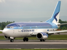 Aircraft Photo of ES-ABH | Boeing 737-53S | Estonian Air | AirHistory.net #13568