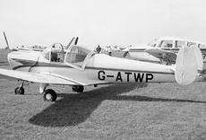Aircraft Photo of G-ATWP | Alon A-2 Aircoupe | AirHistory.net #101025