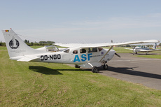 Aircraft Photo of OO-NGO | Cessna U206G Stationair 6 II | Aviation Sans Frontieres - ASF | AirHistory.net #112450