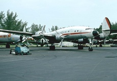 Aircraft Photo of N6021C | Lockheed L-749A Constellation | AirHistory.net #218624