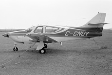 Aircraft Photo of C-GNUY | Rockwell Commander 112 | AirHistory.net #20345
