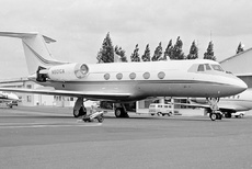 Aircraft Photo of N801GA | Grumman American G-1159 Gulfstream II-TT | AirHistory.net #278837