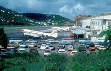 Airport photo of Charlotte Amalie / Saint Thomas - Cyril E King (TIST / STT) in United States Virgin Islands | AirHistory.net #21451
