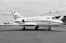 Aircraft Photo of 9K-ACQ | Dassault Falcon 20C | AirHistory.net #105047