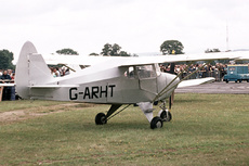 Aircraft Photo of G-ARHT | Piper PA-22-150 Caribbean | AirHistory.net