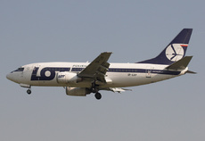 Aircraft Photo of SP-LKF | Boeing 737-55D | LOT Polish Airlines - Polskie Linie Lotnicze | AirHistory.net