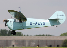 Aircraft Photo of G-AEVS | Aeronca 100 | AirHistory.net #4880