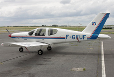 Aircraft Photo of F-GKUF | Socata TB-9C Tampico Club | AirHistory.net