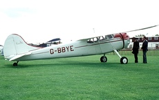 Aircraft Photo of G-BBYE | Cessna 195 | AirHistory.net #249612