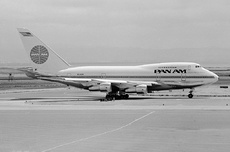 Aircraft Photo of N540PA | Boeing 747SP-21 | Pan American World Airways - Pan Am | AirHistory.net #249619