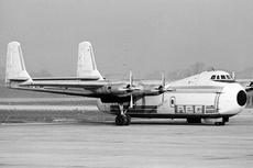 Aircraft Photo of G-AZHN | Armstrong Whitworth AW-650 Argosy 101 | Air Bridge Carriers - ABC | AirHistory.net