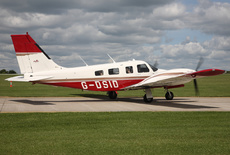 Aircraft Photo of G-DSID | Piper PA-34-220T Seneca IV | AirHistory.net #141312