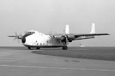 Aircraft Photo of G-APRL | Armstrong Whitworth AW-650 Argosy 101 | Air Bridge Carriers - ABC | AirHistory.net