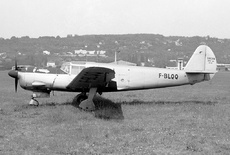 Aircraft Photo of F-BLQQ | Nord 1101 Noralpha | AirHistory.net #19864