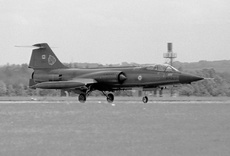 Aircraft Photo of 104843 | Lockheed CF-104 Starfighter | Canada - Air Force | AirHistory.net #259045