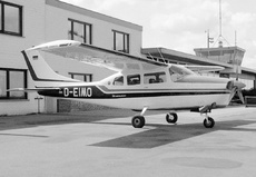 Aircraft Photo of D-EIMO | Cessna T210G Turbo Centurion | AirHistory.net #29773