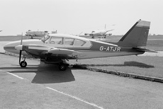 Aircraft Photo of G-ATJR | Piper PA-E23-250 Aztec C | AirHistory.net #28760