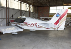 Aircraft Photo of F-HARV | Apex DR 400-140B | Aero Club Paul Tissandier | AirHistory.net #61032