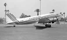 Aircraft Photo of N138D | Douglas DC-3-277C | Nevada Airlines | AirHistory.net