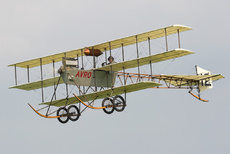 Aircraft Photo of G-ARSG | Avro IV Triplane (Replica) | AirHistory.net #59574