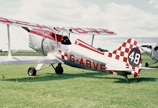 Aircraft Photo of G-ABVE | Arrow Active 2 | AirHistory.net #2502