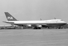 Aircraft Photo of AP-AYV | Boeing 747-282B | Pakistan International Airlines - PIA | AirHistory.net #25759