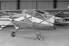 Aircraft Photo of D-EFAW | Cessna 170A | AirHistory.net #5654