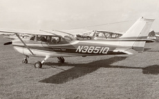 Aircraft Photo of N3851Q | Cessna 172L Skyhawk | AirHistory.net #31984