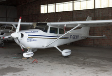 Aircraft Photo of F-GKAH | Cessna 172N(Centurion 1.7) | France Aviation | AirHistory.net #6607