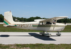 Aircraft Photo of N7249M | Cessna 175 | AirHistory.net