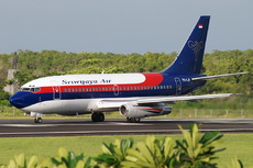 Aircraft Photo of PK-CJD | Boeing 737-204/Adv | Sriwijaya Air | AirHistory.net #28385