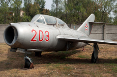 Aircraft Photo of 203 | Mikoyan-Gurevich MiG-15UTI | Hungary - Air Force | AirHistory.net