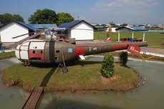 Aircraft Photo of FM-1316 | Sud SE-3160 Alouette III | Malaysia - Air Force | AirHistory.net #17063