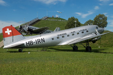 Aircraft Photo of HB-IRN | Douglas DC-3(C) | Swissair - Swiss Air Lines | AirHistory.net