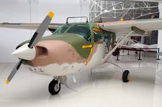 AirHistory net - Reims F337 Super Skymaster/Pressurized Skymaster
