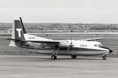 Aircraft Photo of VH-TFK | Fokker F27-200 Friendship | Trans-Australia Airlines - TAA | AirHistory.net #481