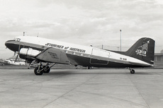 Aircraft Photo of VH-BUR | Douglas C-47A Skytrain | Jetair Australia - Jetairlines of Australia | AirHistory.net #615