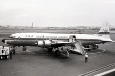 Aircraft Photo of VH-TAD | Douglas DC-6A | Trans-Australia Airlines - TAA | AirHistory.net