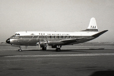 Aircraft Photo of VH-TVF | Vickers 720 Viscount | Trans-Australia Airlines - TAA | AirHistory.net