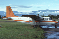 Aircraft Photo of P2-ISR | Britten-Norman BN-2A Islander | Talair - Tourist Airline of Niugini | AirHistory.net #2936
