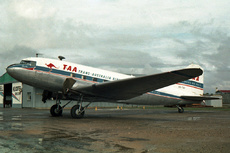 Aircraft Photo of VH-TAI | Douglas DC-3(C) | Trans-Australia Airlines - TAA | AirHistory.net #2853