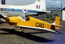 Aircraft Photo of ZK-CAQ | Druine D-31 Turbulent | AirHistory.net