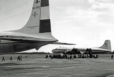Aircraft Photo of OO-CBQ | Douglas DC-4-1009 | Sabena | AirHistory.net