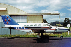Aircraft Photo of ZK-SLC | Cessna 421B Executive Commuter | Southern Cross Airlines | AirHistory.net